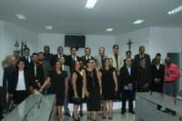 Câmara de Juazeiro realiza sessão especial para comemorar 20 anos de Gideões Internacionais