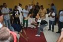Câmara de Vereadores homenageia capoeiristas juazeirenses