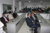 Câmara reuniu comunidade e vereadores na homenagem a Joseilson Marcelino