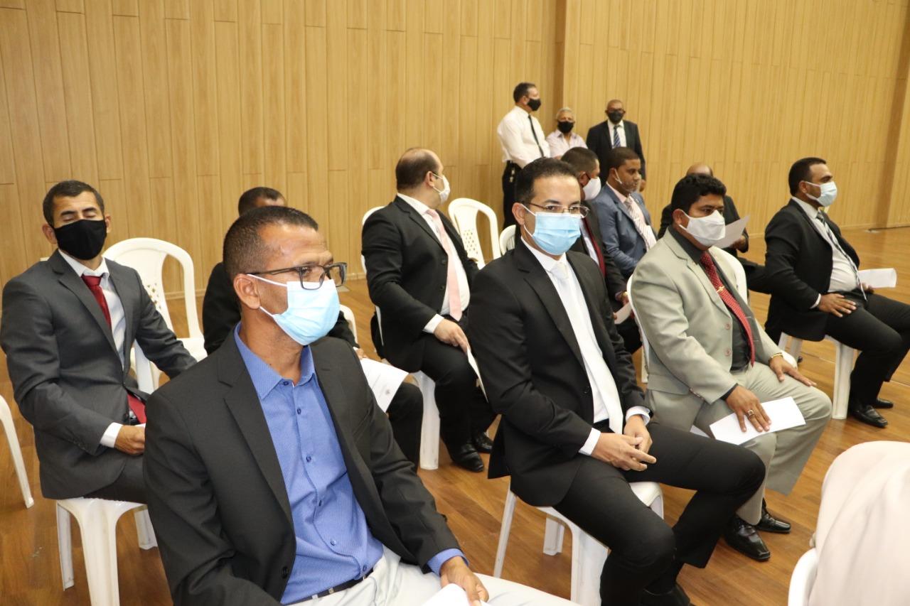 Em Juazeiro posse da prefeita, vice e vereadores foi no Multieventos da UNIVASF