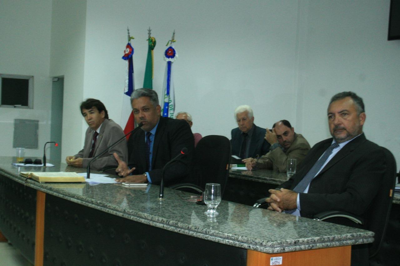 Juazeiro: Câmara garante contratação de financiamento do Executivo junto ao DESENBAHIA