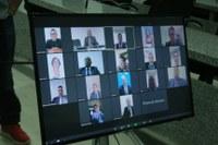 Juazeiro: Câmara realiza primeira sessão virtual no interior da Bahia e aprova 6 milhões para reforçar combate ao Corona Vírus