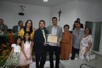 Médico de UBS é homenageado com título de cidadão juazeirense