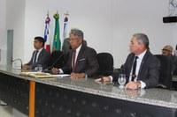 Presidente Alex Tanuri convoca sessão extraordinária para apreciar projetos do Executivo