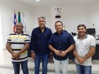 União dos Vereadores de Pernambuco veio conhecer modelo de gestão da Câmara de Juazeiro